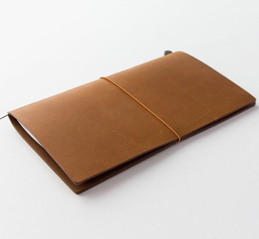 Travelers Notebook Camel Regular -sklep Pióromaniak