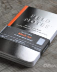 Notesy Field Notes Black Ice - sklep Pioromaniak.pl