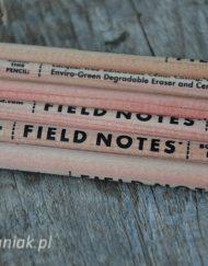 Olowki Field Notes nr 2 - sklep Pioromaniak.pl