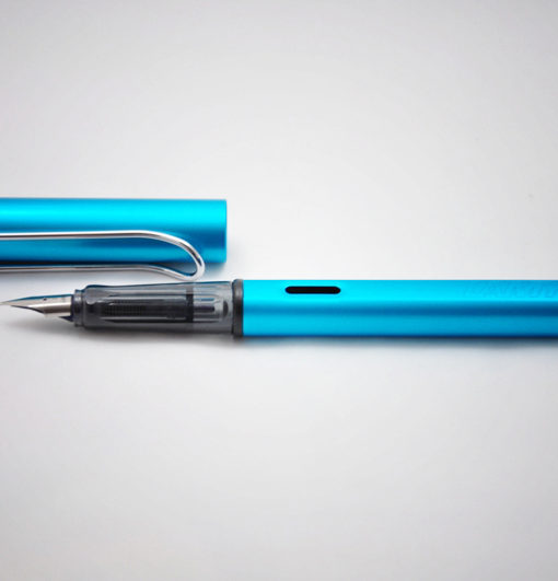 Pióro_wieczne_Lamy_Al-Star_Pacific Blue
