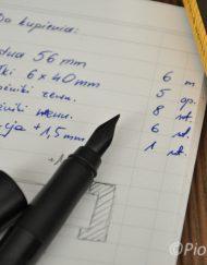 Faber-Castell WRITink Print czarny sklep Pioromaniak.pl