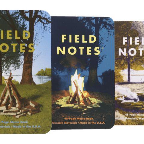 Field Notes Campfire - sklep Pioromaniak.pl