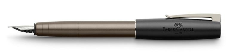 Faber-Castell Loom Metallic Gunmetal pioro wieczne sklep Pioromaniak