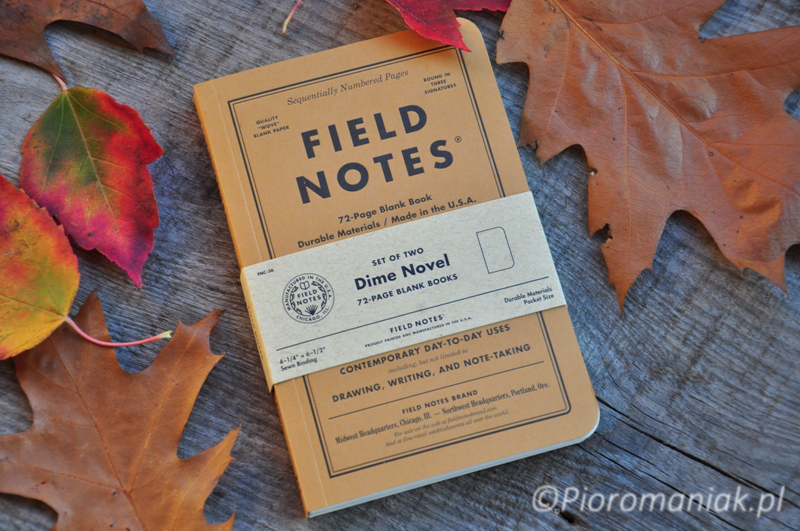 Field Notes Dime Novel