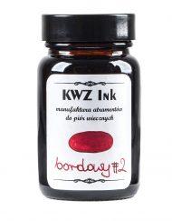 KWZ Ink bordowy #2