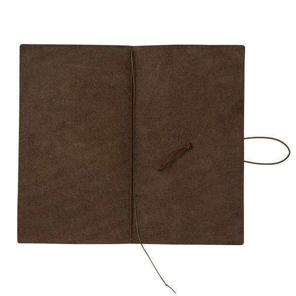 Midori Travelers Notebook Brown Pioromaniak.pl