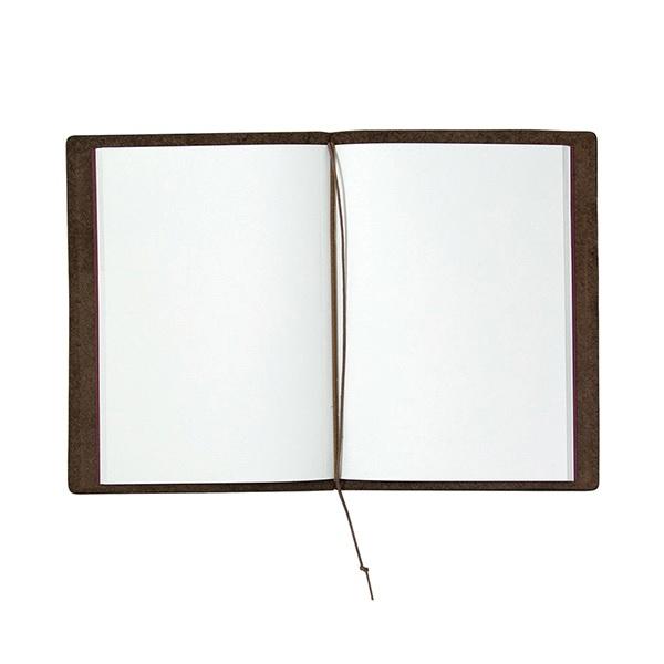 Midori Travelers Notebook Passport Brown Pioromaniak.p