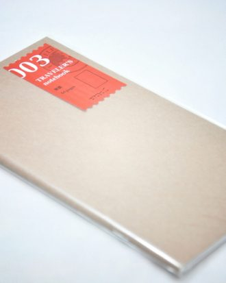 Midori Travelers Notebook 003 Pioromaniak.pl