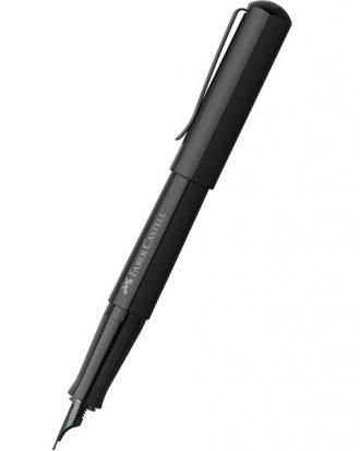 Faber-Castell Hexo czarne pioro wieczne
