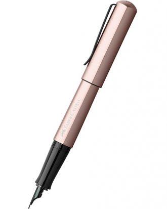 Faber-Castell Hexo rozowe pioro wieczne