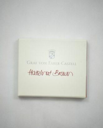 Graf von Faber-Castell naboje brązowy Pioromaniak.pl