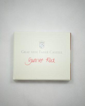 Graf von Faber-Castell naboje czerwony Pioromaniak.pl