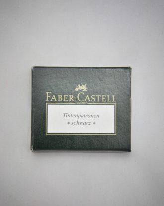 Faber-Castell naboje czarne Pioromaniak.pl