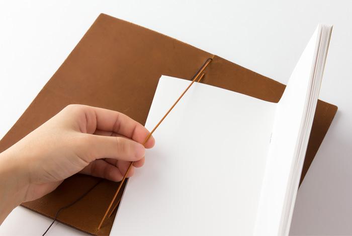 Travelers Notebook Camel Regular -sklep Pióromaniak