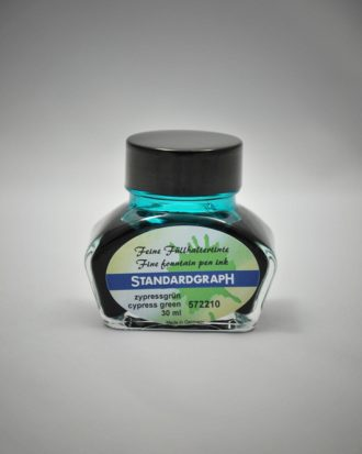 Atrament Standardgraph Cypres Green sklep Pioromaniak.pl