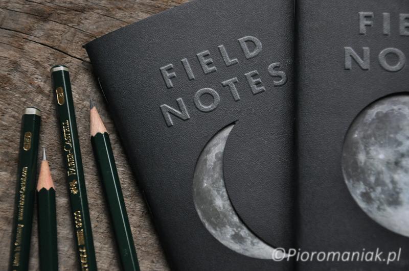 Notesy Field Notes Lunacy - sklep Pioromaniak.pl