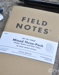 Notesy Field Notes Original - sklep Pioromaniak.pl