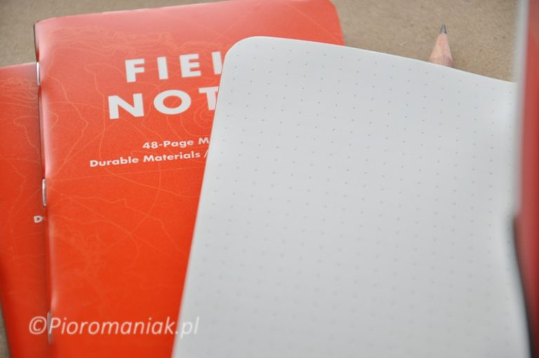 Notesy Field Notes Expedition - sklep Pioromaniak
