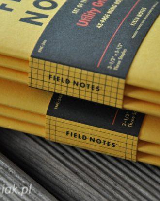 Field Notes Utility sklep Pioromaniak.pl