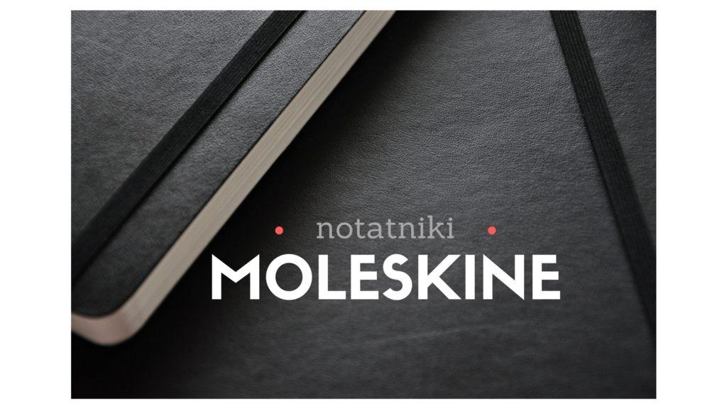 Moleskine notatniki notesy sklep Pioromaniak.pl
