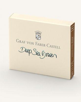 Graf-von-Faber-Castell-Deep-Sea-Green-naboje
