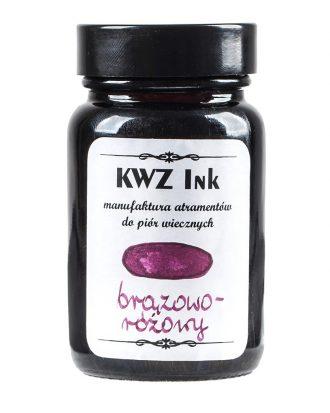 KWZ Ink__brazowo-rozowy