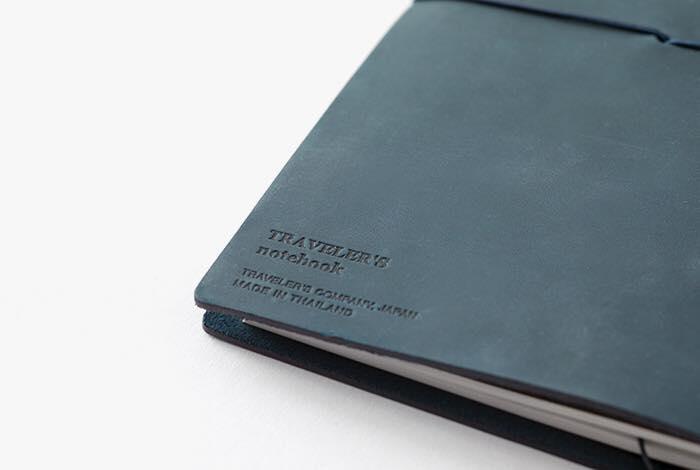 Travelers Notebook Regular niebieski