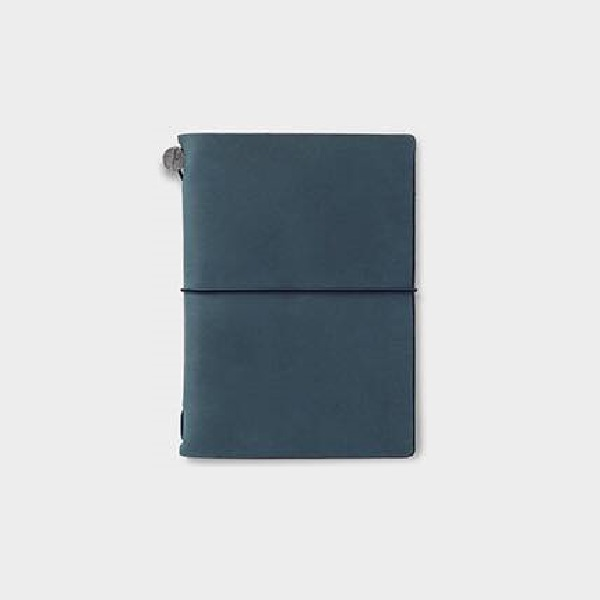 Travelers Notebook Passport niebieski