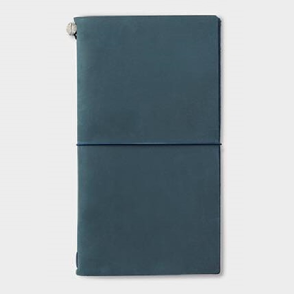 Traveler's Notebook Regular niebieski