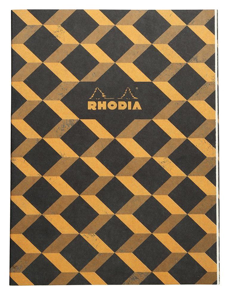 Rhodia Heritage Escher Black