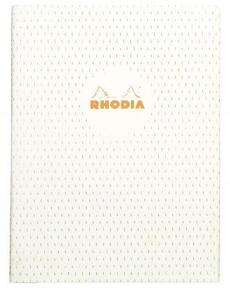 Rhodia Heritage Moucheture White