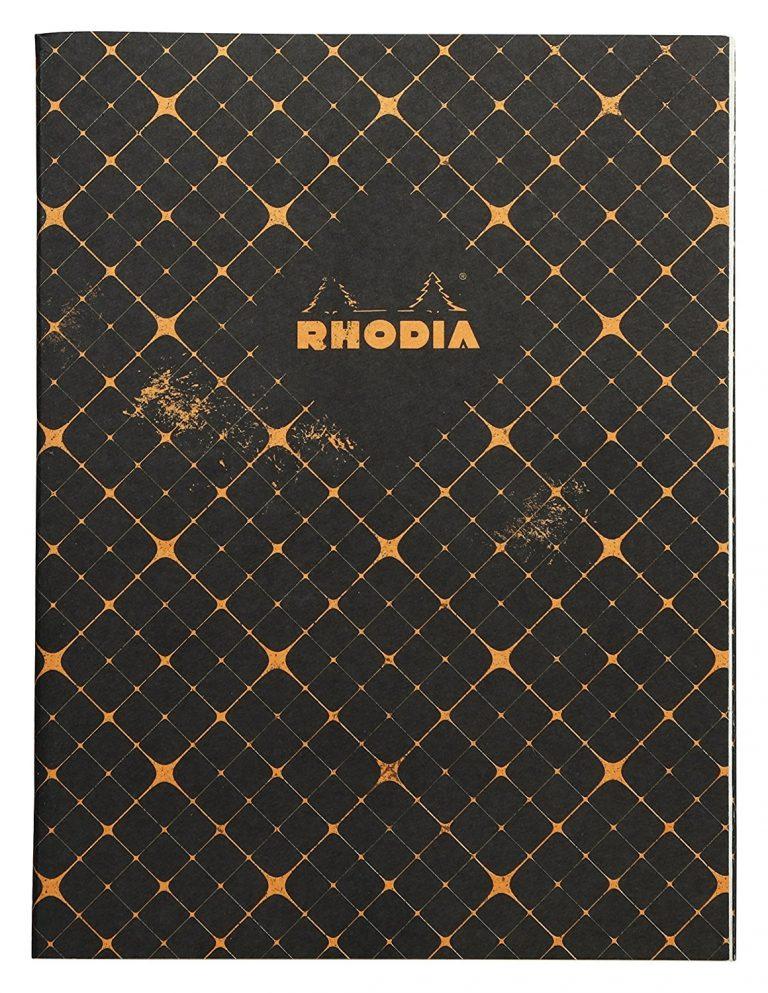 Rhodia Heritage Quadrille Black