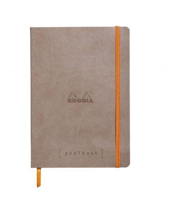 Rhodia Goalbook A5 Taupe