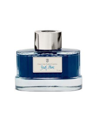 Atrament Graf von Faber Castell gulf blue