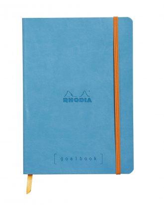 Rhodia Goalbook Turquoise