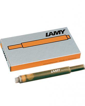 Lamy t10 bronze naboje