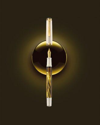 Pelikan M200 Gold Marbled pioro wieczne