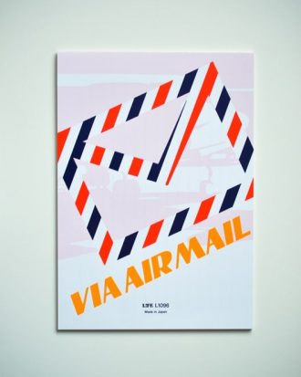 Life Airmail Letter Pad