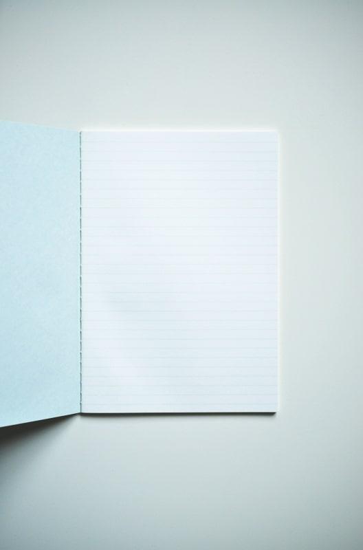 Notes Life Pistachio A5 linia