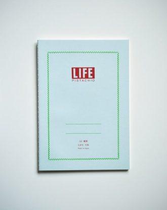 Notes Life Pistachio A5_