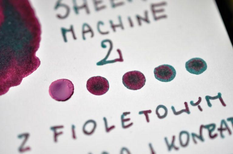 KWZ INK SHEEN MACHINE 2 Sheen Day