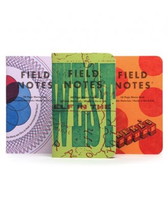 Field Notes united States of Letterpress A sklep