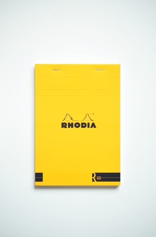 Notes Rhodia R nr 16 pomaranczowy
