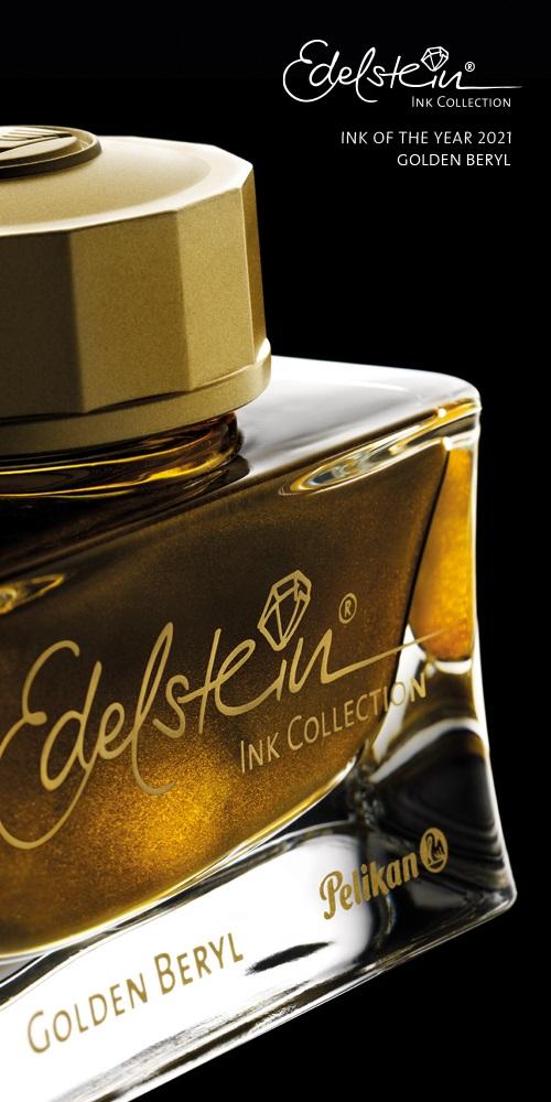 Pelikan Edelstein Golden Beryl atrament ink of the year