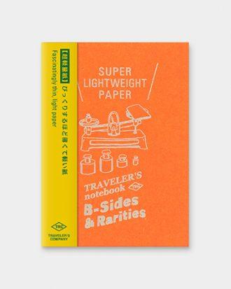 Travelers notebook Super Lightweight Passport