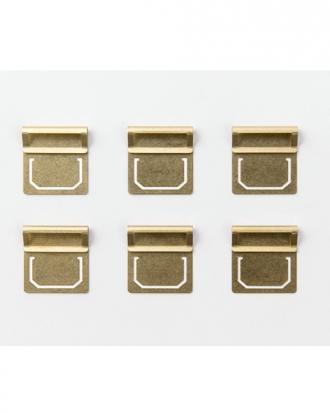Traveler's Company Brass zakładki