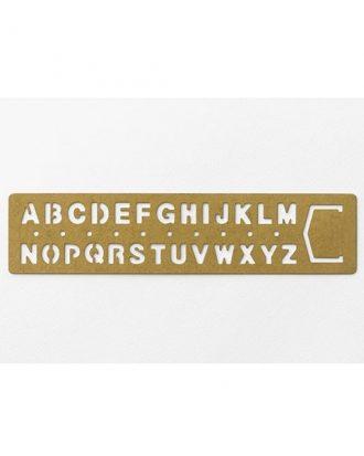 Traveler's Company Brass szablon