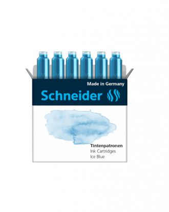 Naboje Schneider błękitny