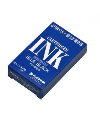 naboje platinum granatowe blue black