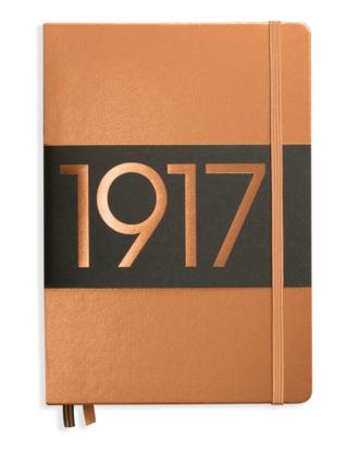 Notes Leuchtturm 1917 Metallic Edition miedziany